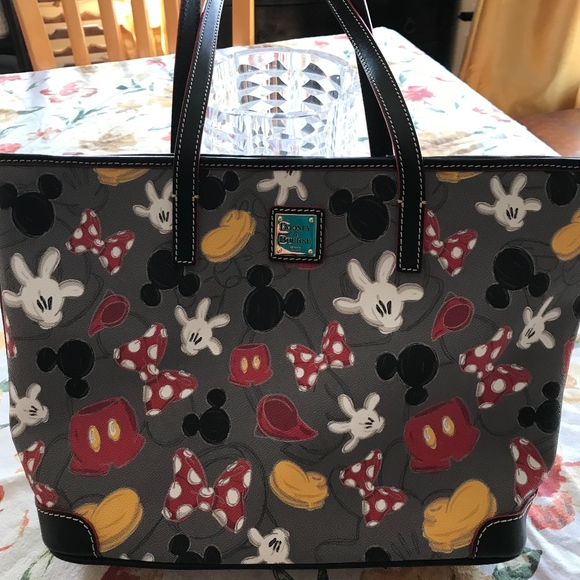 1934e96367f Dooney   Bourke Handbags - Disney Parks Part of Mickey   Minnie Mania  Shopper